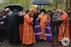 Лития по защитникам Отечества и жертвам Блокады Ленинграда
