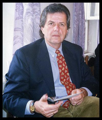 Граф Александр Илларионович Воронцов-Дашков